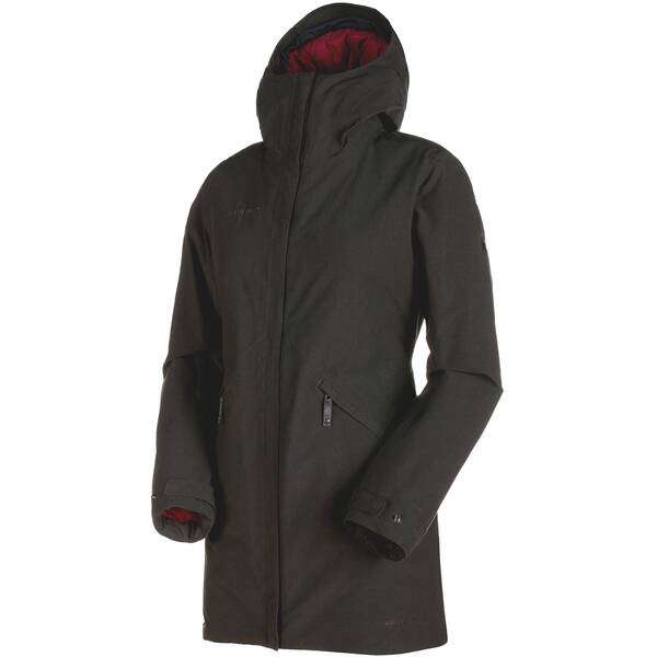 MAMMUT Damen Parka Chamuera HS Thermo Hooded