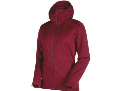 MAMMUT Damen Funktionsjacke Chamuera SO Thermo Hooded Jacket Women Lila