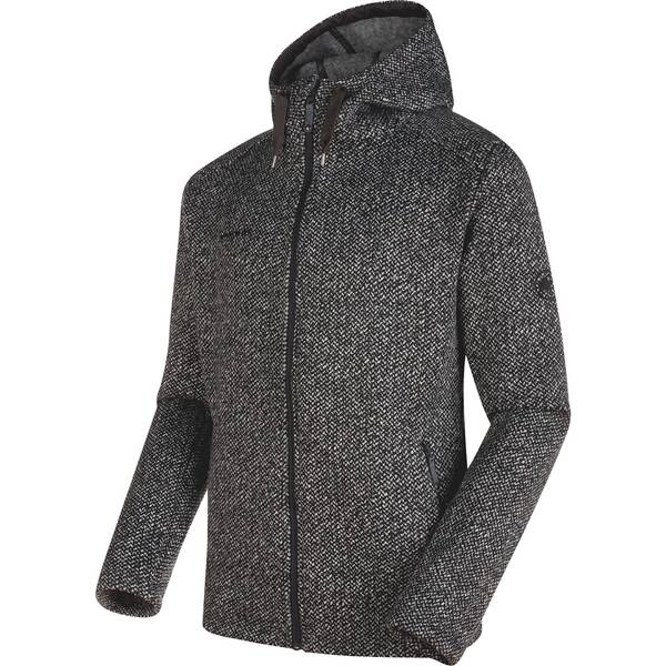 MAMMUT Herren Fleecejacke Chamuera ML Hooded Jacket