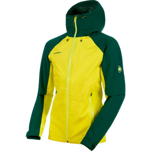 MAMMUT Herren Outdoorjacke Convey Tour HS Hooded Jacket
