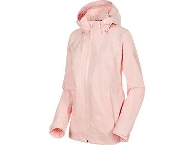 MAMMUT Damen Funktionsjacke Ayako Tour HS Pink