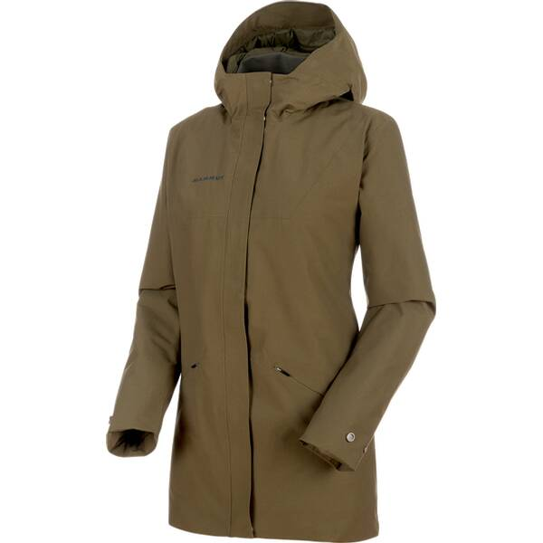 MAMMUT Damen Parka Chamuera HS Thermo Hooded Parka