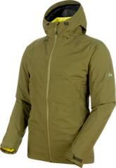 MAMMUT Herren Wanderjacke Convey 3 in 1 HS Hooded Jacket
