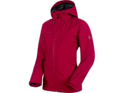 "MAMMUT Damen Jacke ""Convey 3 in 1 HS Hooded Jacket"" Rot"