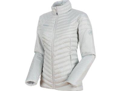 """MAMMUT Damen Jacke """"Convey 3 in 1 HS Hooded Jacket"""" Silber"""