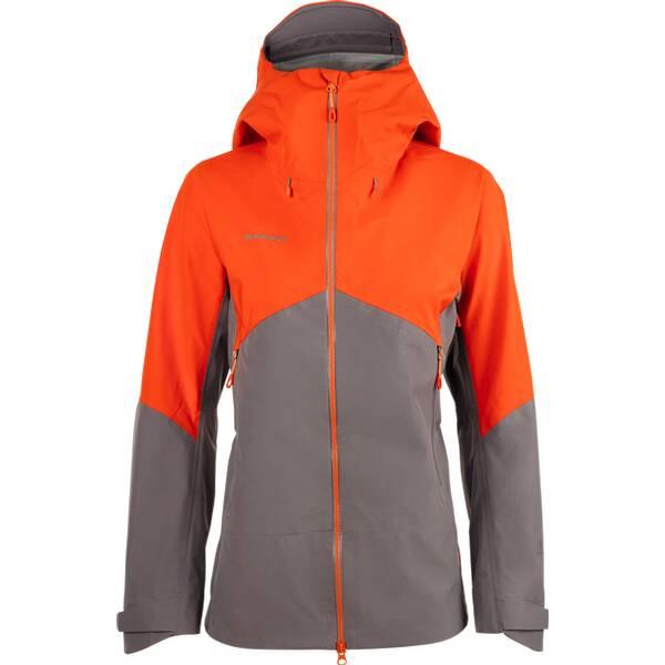 """MAMMUT Damen Trekkingjacke """"Crater HS Hooded Jacket"""""""