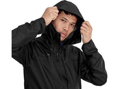 MAMMUT Herren Kento Light HS Hooded Jacket Men Schwarz