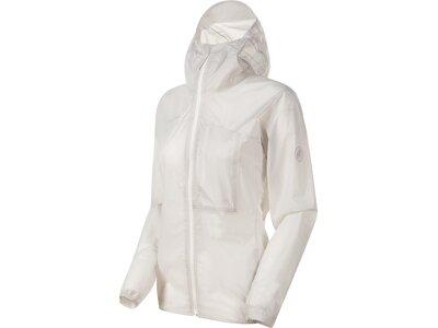 MAMMUT Damen Kento Light HS Hooded Jacket Women Grau