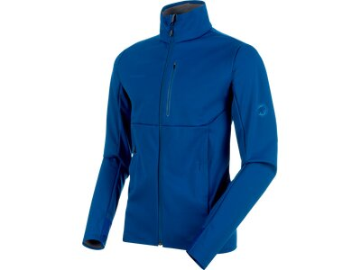 MAMMUT Herren Wanderjacke Ultimate V SO Jacket Blau