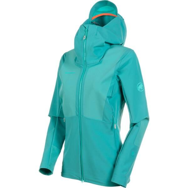 "MAMMUT Damen Softshelljacke ""Aenergy Pro SO Hooded Jacket"""