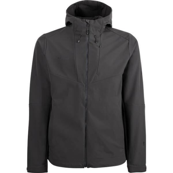MAMMUT Herren Sapuen SO Hooded Jacket Men