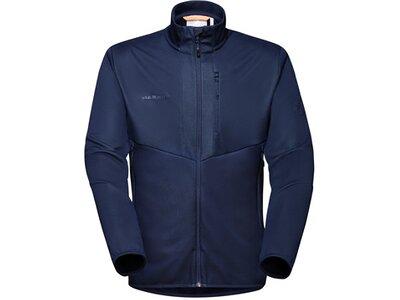 MAMMUT Herren Funktionsjacke Ultimate VI SO Jacket Men Blau