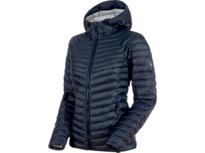 MAMMUT Damen Jacke Convey IN Hooded Grau