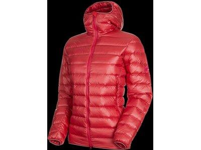 MAMMUT Damen Jacke Broad Peak Pro IN Hooded Rot