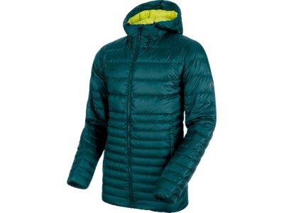 MAMMUT Herren Outdoorjacke Convey IN Hooded Jacket Grün