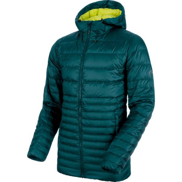 MAMMUT Herren Outdoorjacke Convey IN Hooded Jacket