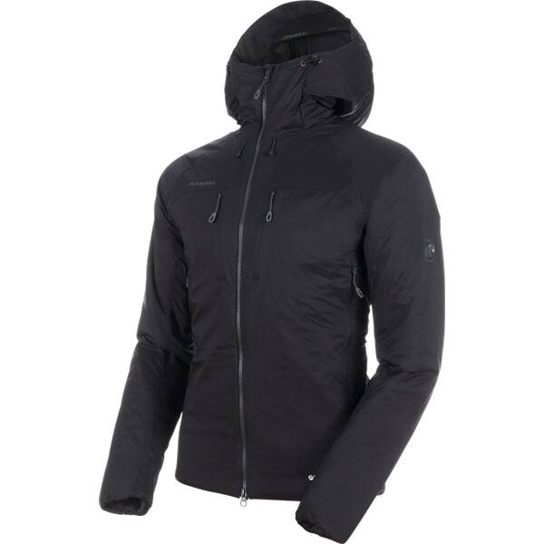 MAMMUT Herren Alpinjacke Rime IN Flex Hooded Jacket