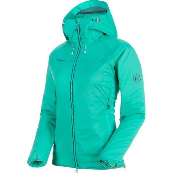 MAMMUT Damen Jacke Rime IN Flex Hooded