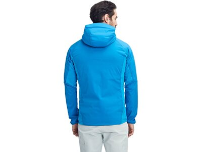 MAMMUT Herren Rime Light IN Flex Hooded Jacket Men Blau