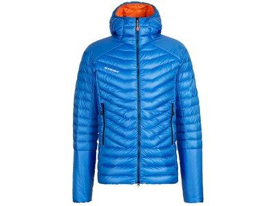 """MAMMUT Herren Jacke """"Eigerjoch Advanced IN Hooded Jacket"""" Blau"""