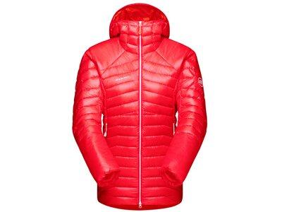 """MAMMUT Damen Jacke """"Eigerjoch Advanced IN Hooded Jacket"""" Rot"""