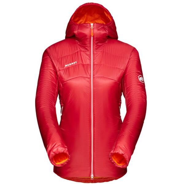 MAMMUT Damen Funktionsjacke Eigerjoch Light IN Hooded Jacket Women