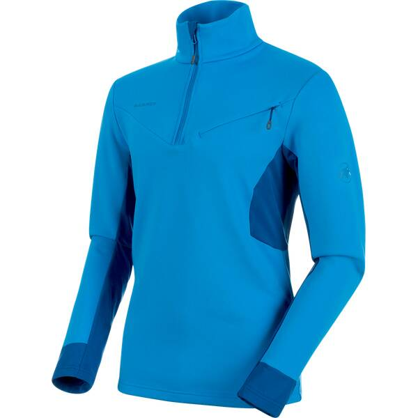 MAMMUT Herren Midlayer Cruise ML Half Zip Pull