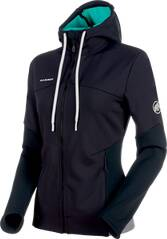 MAMMUT Damen Kletterjacke Alnasca ML Hooded Jacket