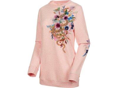 MAMMUT Damen Pullover Zephira ML Pull Pink