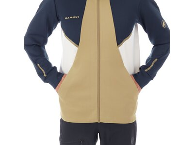 MAMMUT Herren Avers ML Hooded Jacket Men Braun