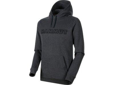 MAMMUT Herren Mammut Logo ML Hoody Men Grau