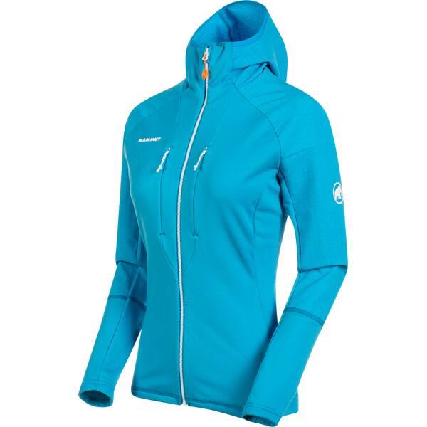 MAMMUT Damen Funktionsjacke Eiswand Advanced ML Hooded Jacket Women