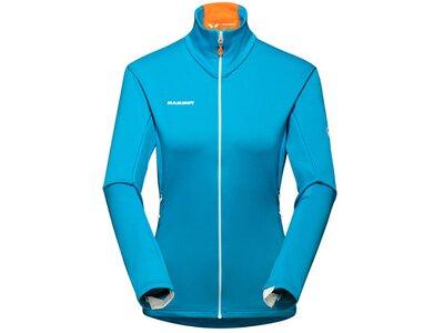 MAMMUT Damen Funktionsjacke Eiswand Guide ML Jacket Women Blau