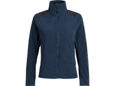 MAMMUT Damen Unterjacke Innominata Light ML Jacket Women Blau