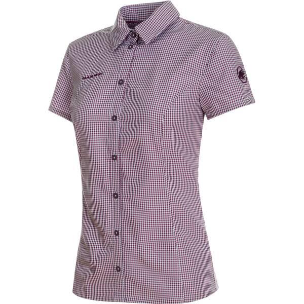 MAMMUT Damen Hemd Aada Shirt