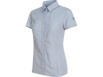 MAMMUT Damen Hemd Aada Shirt Silber