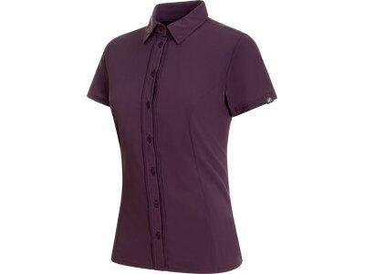 MAMMUT Damen Hemd Trovat Light Shirt Grau