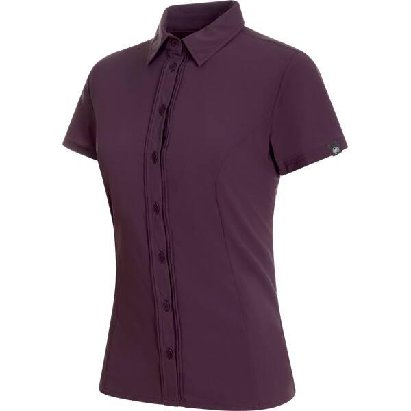 MAMMUT Damen Hemd Trovat Light Shirt