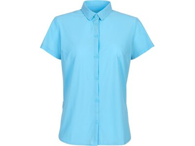 MAMMUT Damen Trovat Light Shirt Women Blau