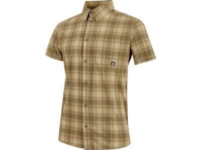MAMMUT Herren Hemd Trovat Trail Shirt Braun
