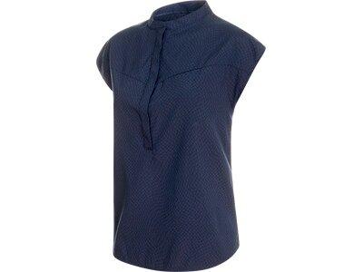 MAMMUT Damen Hemd Calanca Shirt Blau