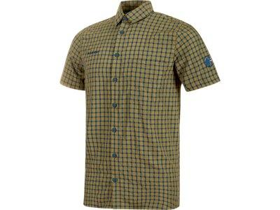 MAMMUT Herren Hemd Lenni Shirt Braun