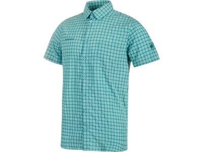 MAMMUT Herren Hemd Lenni Shirt Blau