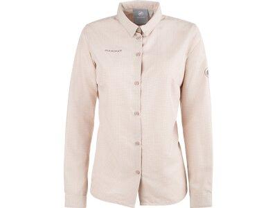 MAMMUT Damen Aada Longsleeve Shirt Women pink