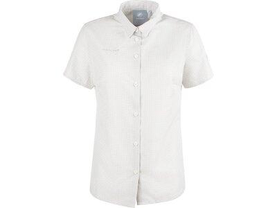 MAMMUT Damen Aada Shirt Women Weiß