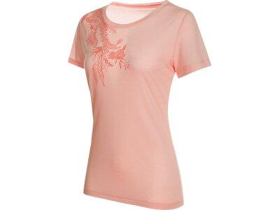 MAMMUT Damen T-Shirt Alnasca Pink