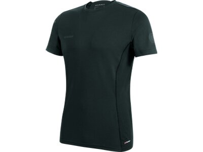 MAMMUT Herren T-Shirt Sertig Schwarz