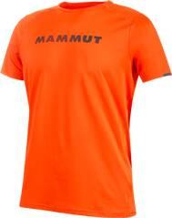 MAMMUT Herren T-Shirt Splide Logo