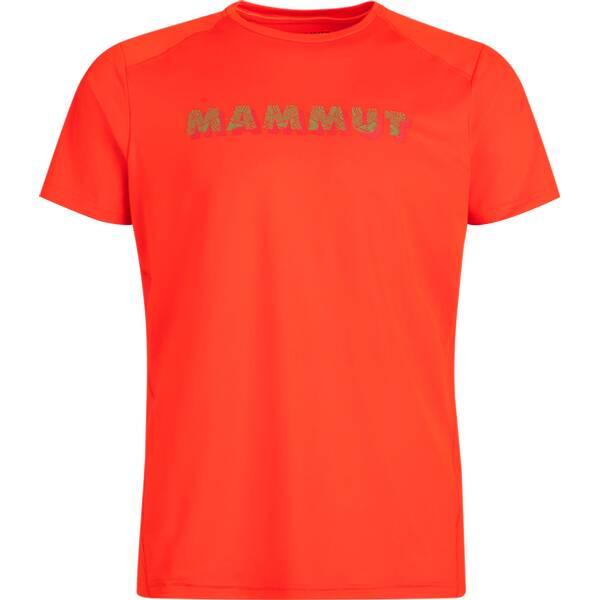 MAMMUT Herren Splide Logo T-Shirt Men