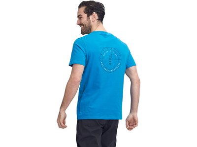 MAMMUT Herren Massone T-Shirt Men Blau